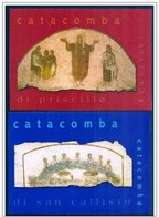 Vaticano/Vatican: Intero, Stationery, Entier, Full Set, Catacombe Romane, Roman Catacombs, Catacombes Romaines - Archeologia
