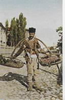 AK 0021  Balkan - Obstverkäufer / Verlag Römmler & Jonas Um 1910-20 - Europe
