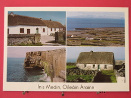 Visuel Très Peu Courant - Irlande - Inis Meain - Oileain Arainn  - Aaran Islands - Inishmaan - Scans Recto-verso - Autres