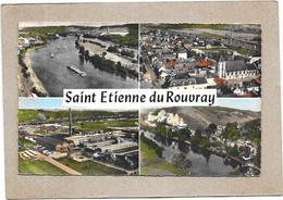 SAINT ETIENNE Du ROUVRAY - 76 - MULTI-VUES RARE - 4 Vues De La Ville - SAL** - - Saint Etienne Du Rouvray