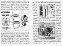 CYCLES 2eme SALON EXPOSITION FRANCAISE INTERNATIONALE Du VELOCIPEDE  1895 (1) - Transportation