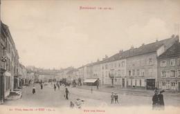 Meurthe Et Moselle : BACCARAT : Rue Des Ponts ( Exp. :  Aubry Pharmacien à Connerré - Sarthe ) - Baccarat