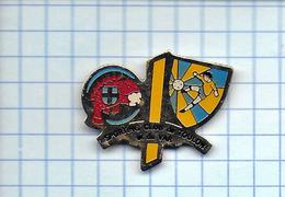 Pin's Pins / SPORT - FOOTBALL - Sporting Club De Toulon Club De Football - Football