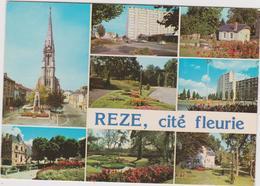 Loire  Atlantique : REZE , Rezé ,  Cité  Fleurie - Autres Communes