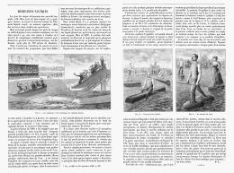 RECREATIONS NAUTIQUES   1895 - Transports