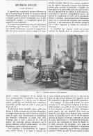 SOUTIREUSE ROTATIVE à GRAND RENDEMENT   1895 - Non Classificati