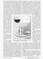 UN SPECTRE ARTIFICIEL   1895 - Sciences & Technique