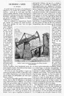 UNE MACHINE à VAPEUR De NEWCOMEN  1895 - Sciences & Technique