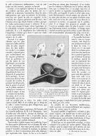 UNE SELLE RATIONNELLE Pour VELOCIPEDISTES   1895 - Transports
