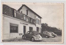 Cpsm Sivry  Restaurant  Vw Coccinelle - Sivry-Rance