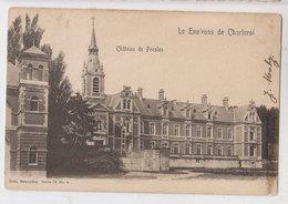 Cpa Aiseau Presles  1907 - Aiseau-Presles