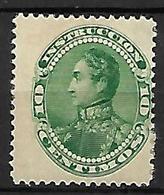 VENEZUELA   -   Fiscal-Postal   -  1893 . Y&T N° 61 * - Venezuela