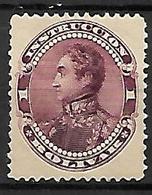 VENEZUELA   -   Fiscal-Postal   -  1893 . Y&T N° 64 * - Venezuela