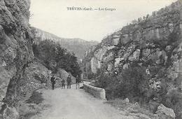 30)  TREVES  - Les Gorges - France
