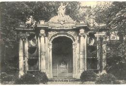 CPA N°22367 - POTSDAM - GROTTE IM PARK VON SANSSOUCI - Potsdam