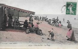 30)  GRAU Du ROI  - La Plage - Le Grau-du-Roi