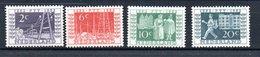 Pays Bas / Série N 574 à 577 / NEUFS Avec Trace De Charnière - 1949-1980 (Juliana)