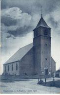 Ollignies. - L'Eglise, 1 Juin 1908. - état Voir Scan. - Seneffe