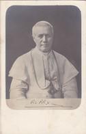 POPE PAPA PIO X. G FELICI, ROMA. CIRCA 1915's- BLEUP - Pausen