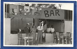 CPA à Identifier Commerce Shop Carte Photo RPPC Non Circulé Café Bar - Postcards