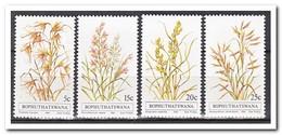 Bophutswana 1981, Postfris MNH, Grasses, Plants - Bophuthatswana