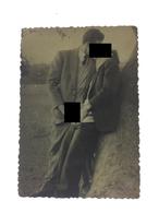 Photo Couple Homosexuel, Porno Gay, érotisme, Nature - Nu Masculin < 1945