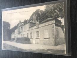 58 Villapourcon Chateau Des Moines Dos Vert - Altri Comuni