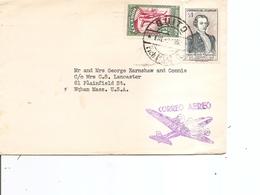 Equateur ( Lettre Par Avion De 1960 De Quito Vers Les USA à Voir) - Equateur