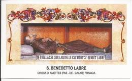San Benedetto Labre - Amettes - Arras - Sc1 - M9 - Devotion Images