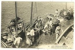 Les Sables D'Olonne Débarquement De La Sardine. LL 72 - Sables D'Olonne