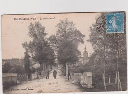 Ille  Et  Vilaine :  IFFENDIC : Le  Pont    Neuf - Francia