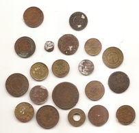 20 Pieces Differentes - Nepal