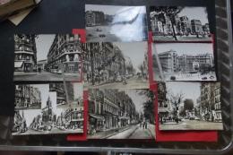 C P Paris Lot 8 Cartes  Differentes Rues - Distretto: 12