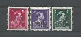 Belgium 1946 Overprint - 10% OCB 724N/P ** - Belgium