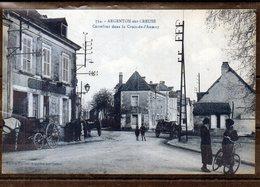 36 - ARGENTON-sur-CREUSE - Carrefour Dans La Croix-de-l'Aulnay - Frankreich