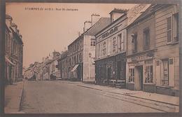 ETAMPES (91) Rue St Jacques - Etampes