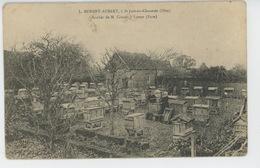 SAINT JUST EN CHAUSSEE - APICULTURE - Apiculteur L. ROBERT AUBERT - Rucher De M. COUSIN à LOUYE (EURE) - Saint Just En Chaussee