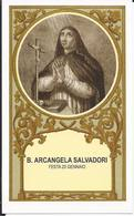 Beata Arcangela Salvadori - Venezia - Sc1 - M9 - Images Religieuses