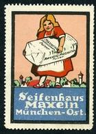 CINDERELLA : SEIFENHAUS MAXEIN - MUNCHEN OST - Cinderellas