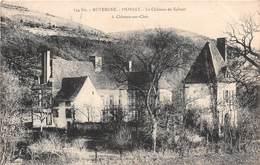 PIONSAT - Le Château De Salvert à Château Sur Cher - France
