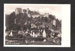 CPA ALLEMAGNE AK Harburg An Der Wörnitz  UNUSED - Germany