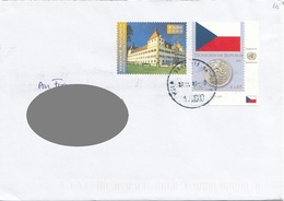 Brief ÖSTERREICH Gel.201? Mit 4 + 65 C Sondermarke - 2011-... Cartas