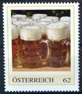 SPECIAL EDITION AUSTRIAN POST - E132 Bier, Beer, Biere, Cerveza, Bierkrug, AT 2013 ** - Österreich