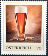 SPECIAL EDITION AUSTRIAN POST - E134 Bier, Beer, Biere, Cerveza, Bierglas, AT 2013 ** - Österreich
