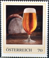 SPECIAL EDITION AUSTRIAN POST - E138 Bier, Beer, Biere, Cerveza, Bierglas, Bierfass, AT 2013 ** - Österreich