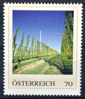 SPECIAL EDITION AUSTRIAN POST - E139 Bier, Beer, Biere, Cerveza, Hopfen, Hopfenkultur, AT 2013 ** - Österreich