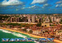BRASIL, RIO GRANDE DO NORTE, NATAL, VISTA AEREA  [2765] - Natal