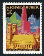 CINDERELLA : MICHAEL HUBER - FARBENFABRIKEN - MUNCHEN - Cinderellas
