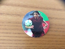 POG Foot - NUNO GOMES Portugal - 2002 - N° 33 - Other Collections