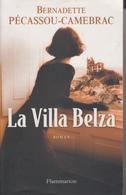 La Villa Belza ( BIARRITZ ) Bernadette PECASSOU CAMEBRAC  PRIX FIXE - Romantique